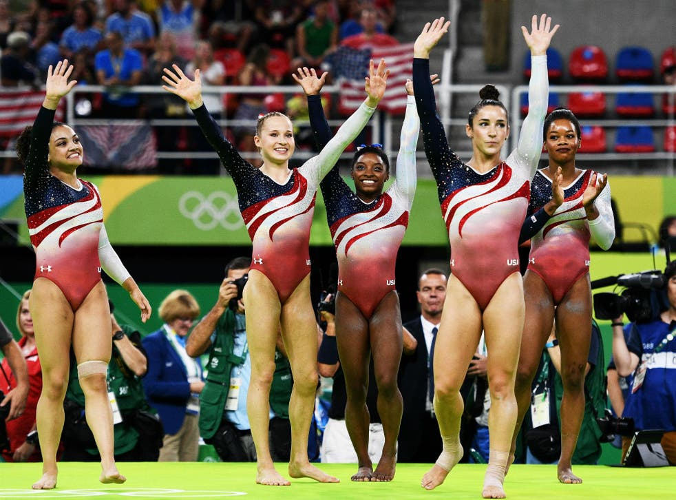 The 'final five' at Rio