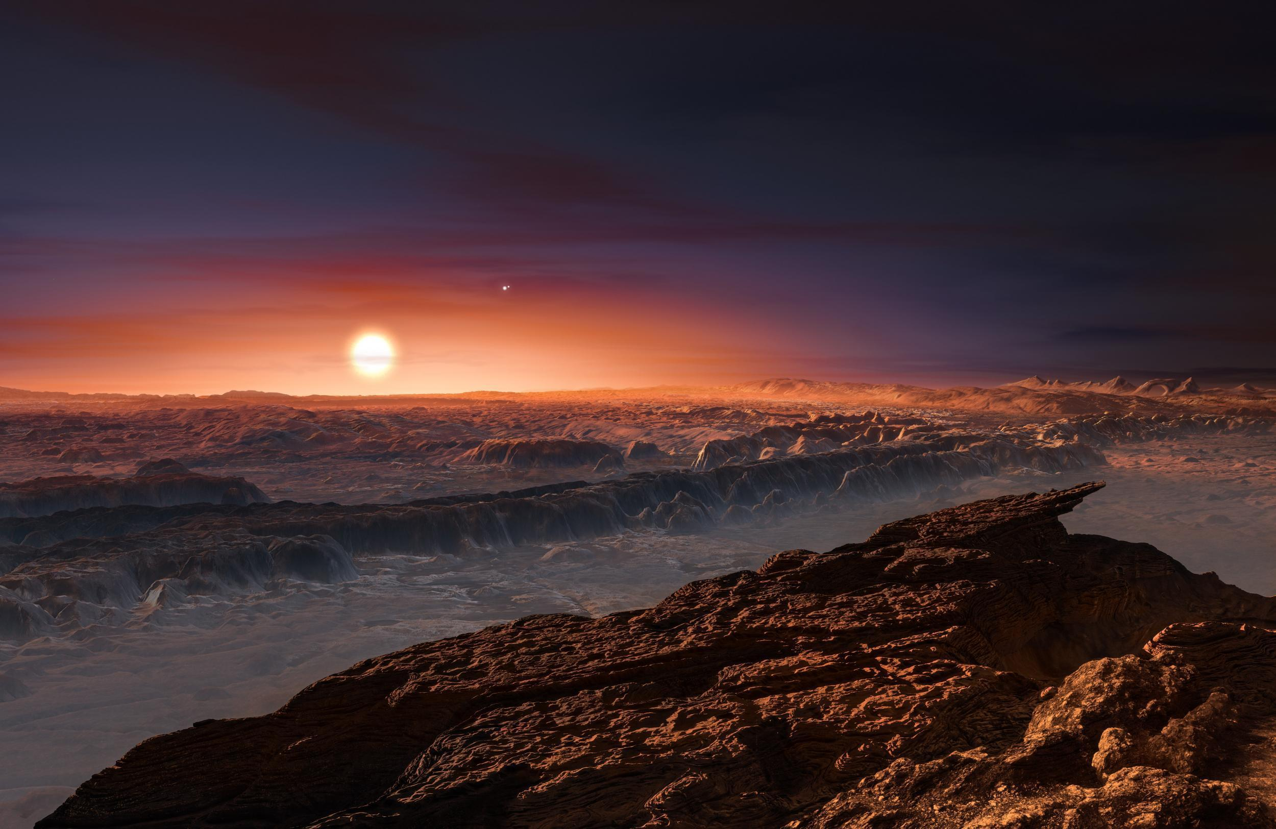 Time travel may be possible after scientists successfully send light - Scientists Find Closest Ever Second Earth That Could Harbour Life