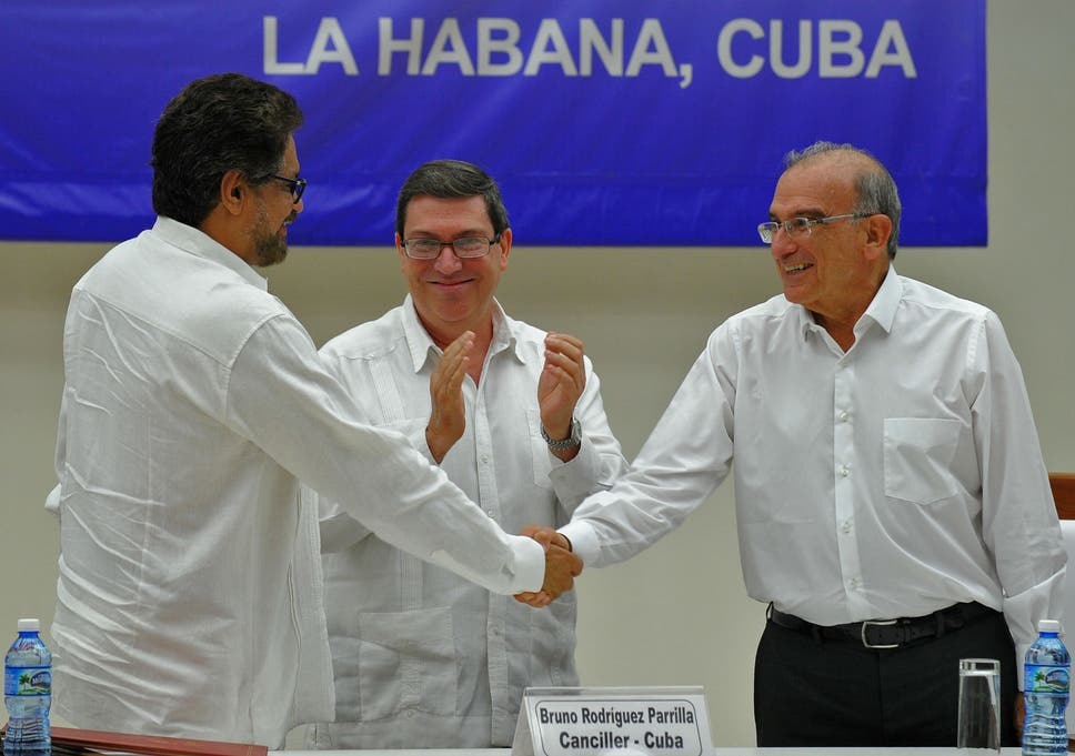Permanent Ceasefire In Colombia By Farc Rebels Ends One Of The