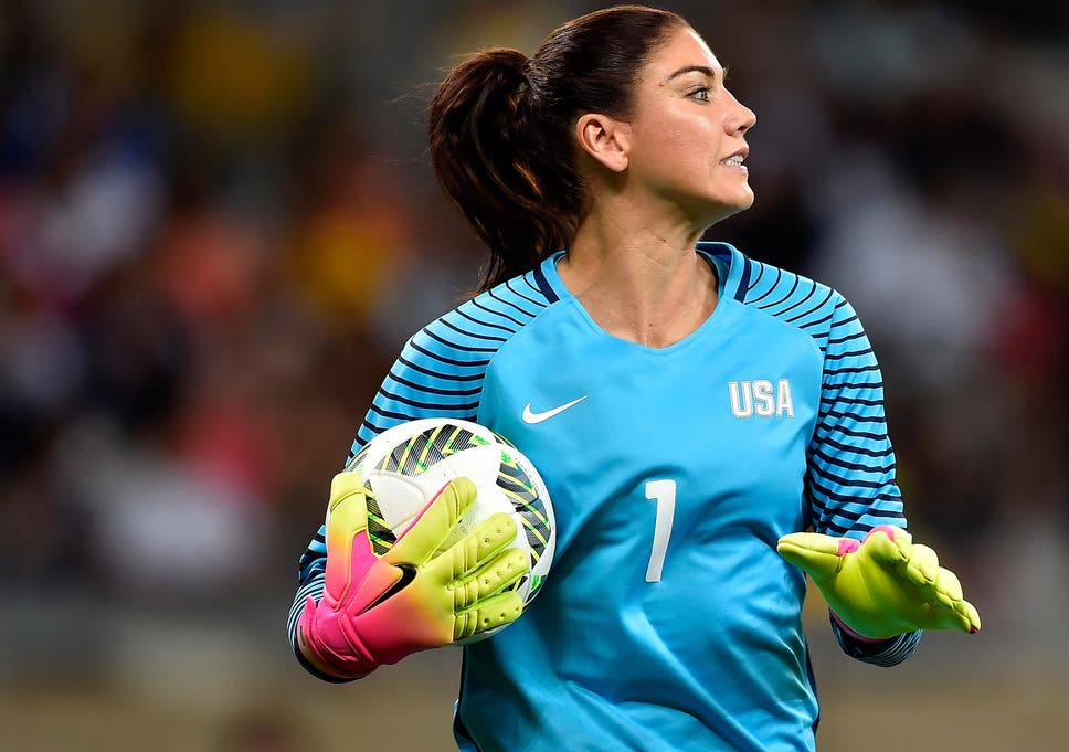 Hope Solo have been banned from the United States women s team for six  months 714e00d192