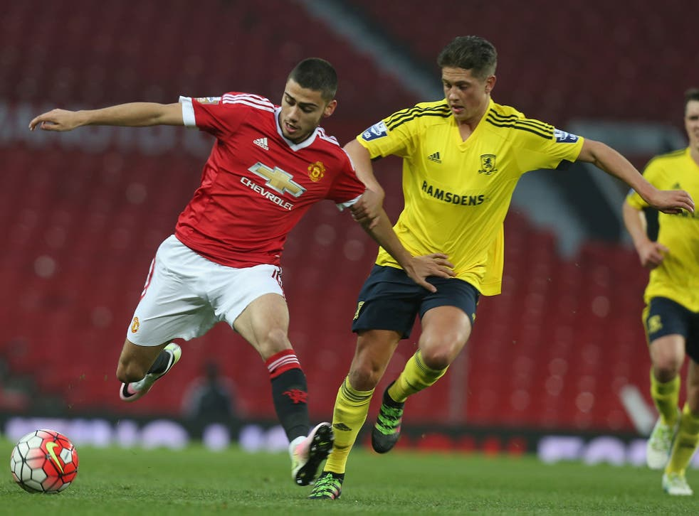 Andreas Pereira is expected to leave the club shortly