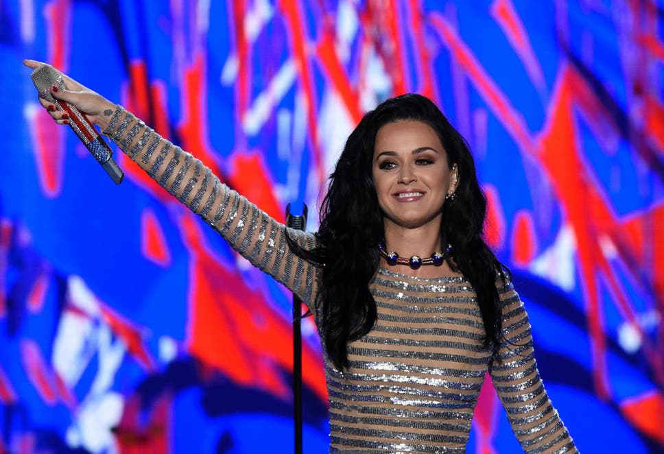 Katy perry responds to catfish episode about man who thought theyd i felt bad for him and so i didnt really like to indulge in that voltagebd Gallery