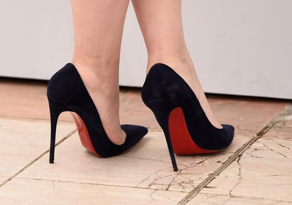 5834d1c450 The government's labour department said that wearing high heels while  standing for prolonged periods of time