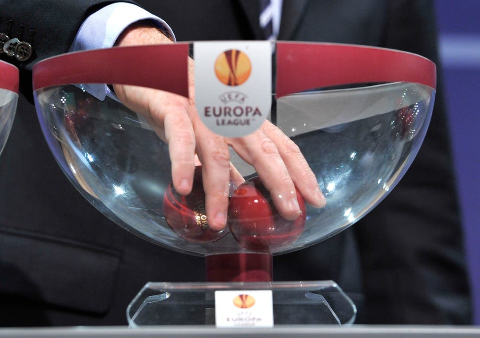 Europa League draw: What time does it start, what TV channel