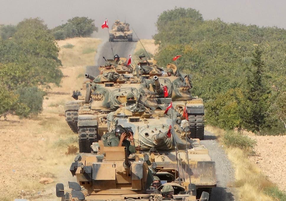 SA TURSKIH PLOŽAJA PUCANO I PREMA AMERIČKIM SNAGAMA! Zapad dogovara strategiju prema Turskoj, Erdogan poručuje: Turska se bori protiv terorizma, a ne protiv Kurda!