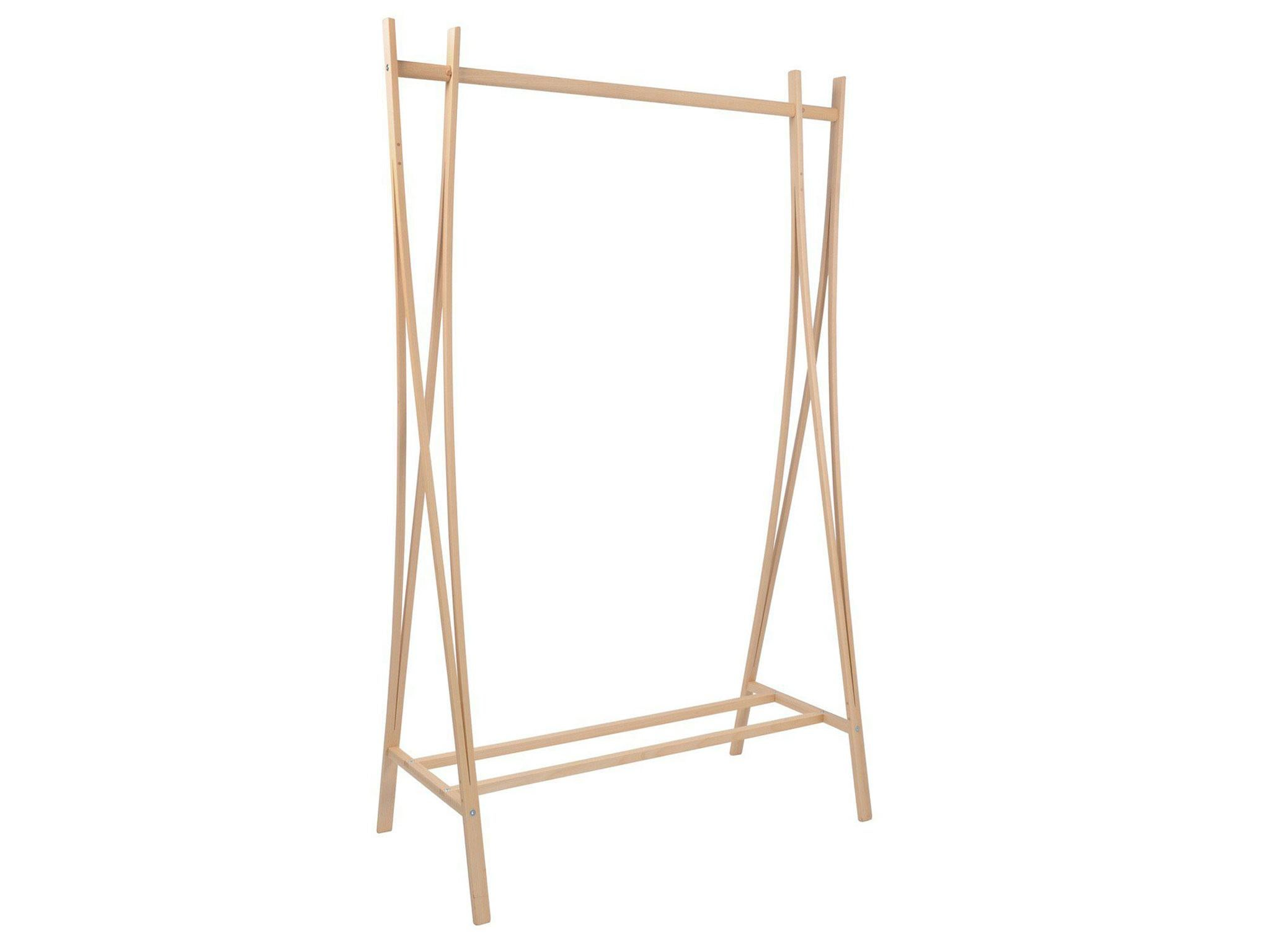 Are You Interested In Our Wall Mounted Wooden Clothes Rail