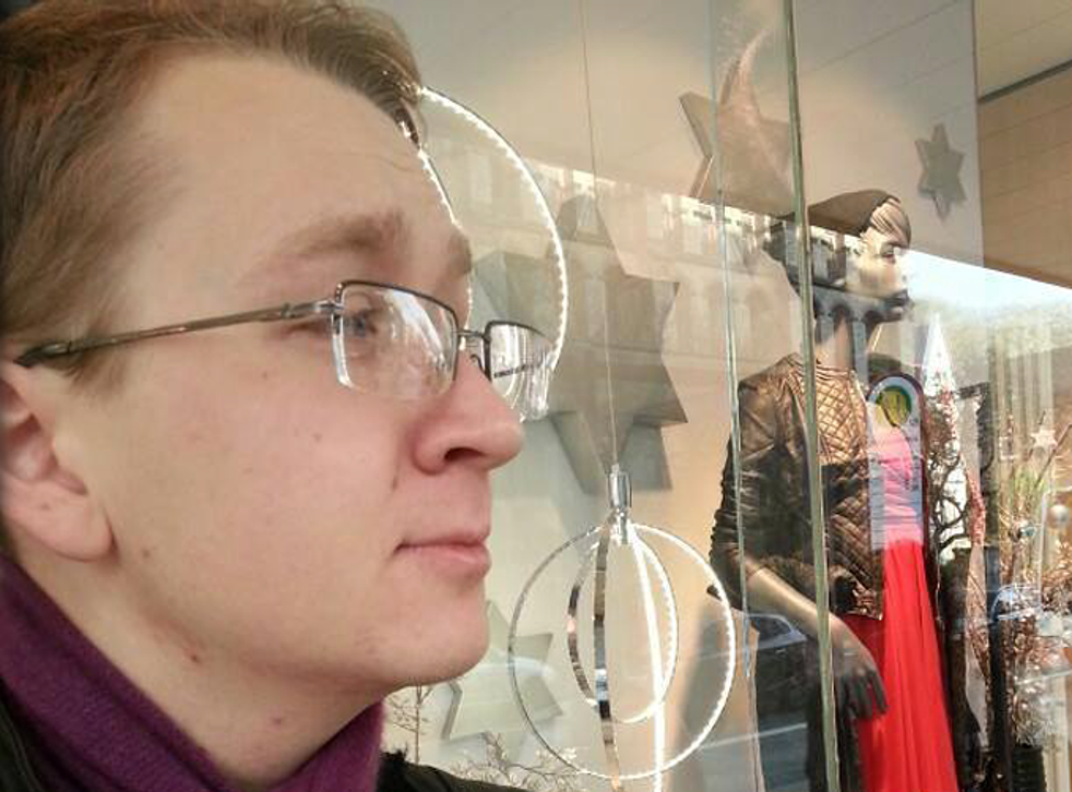 Dmitrij Panov, 25, suffers from a malignant cell growth on his brain