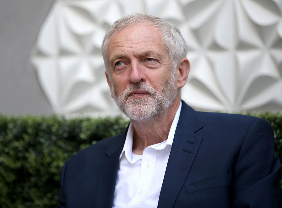 """Jeremy Corbyn is accused of """"committing acts that are grossly detrimental to the party"""""""