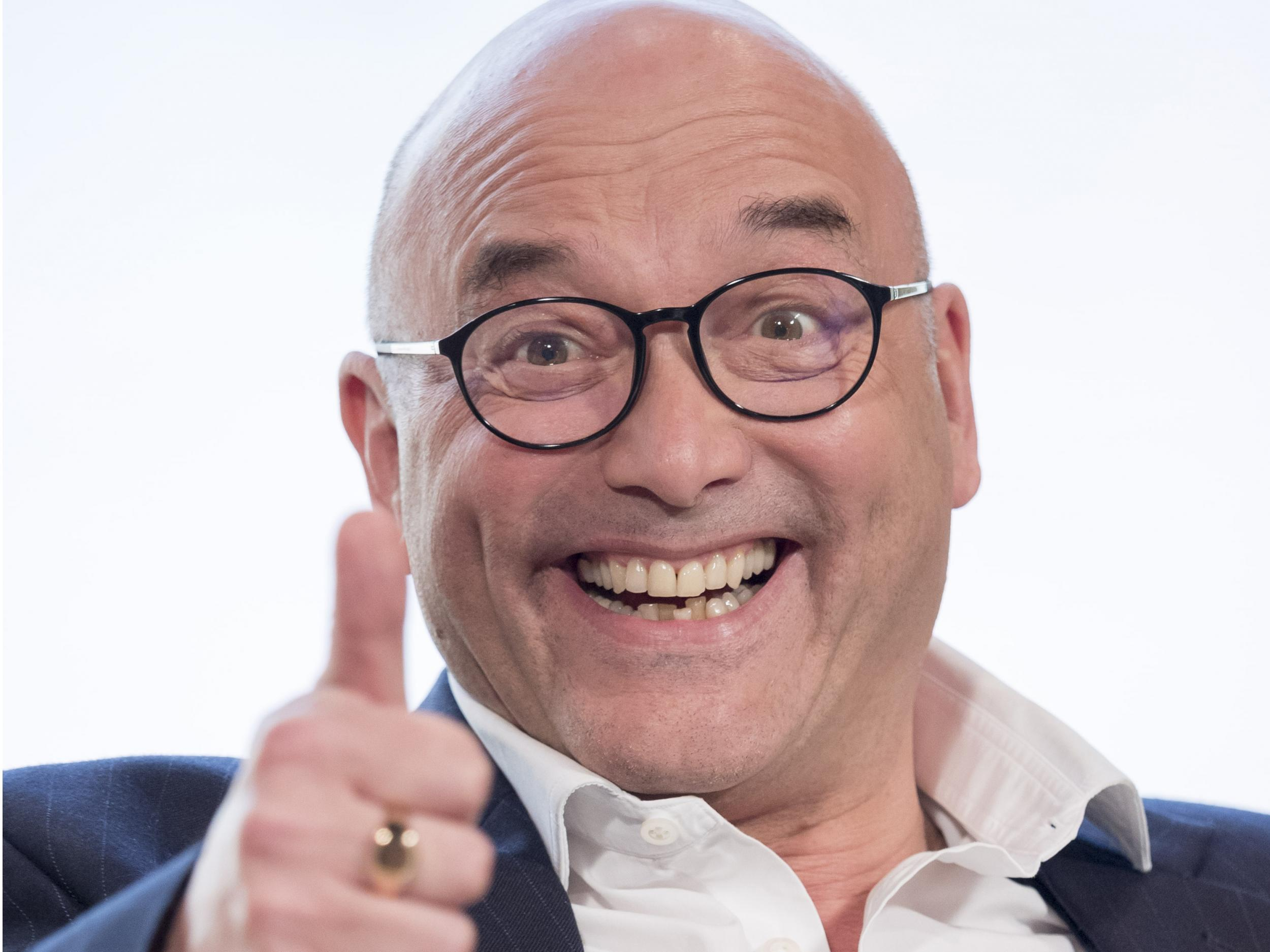 gregg wallace hits back at mary berry over 39 ludicrous 39 deep fat fryer comments the independent. Black Bedroom Furniture Sets. Home Design Ideas