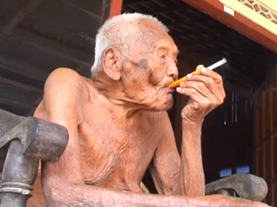 World's oldest person discovered in Indonesia - aged 145