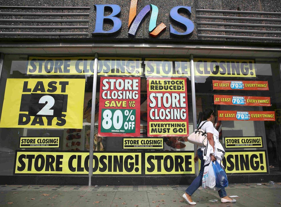 The department store's collapse in April has affected 11,000 jobs and 22,000 pensions
