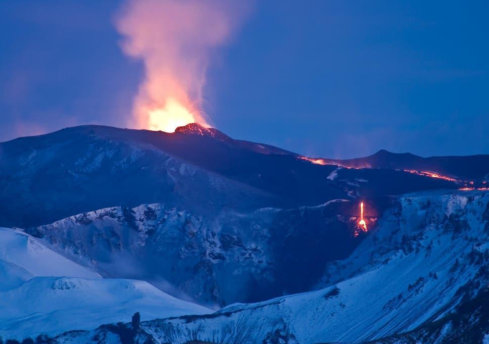 iceland s biggest volcano katla set to erupt after largest tremors