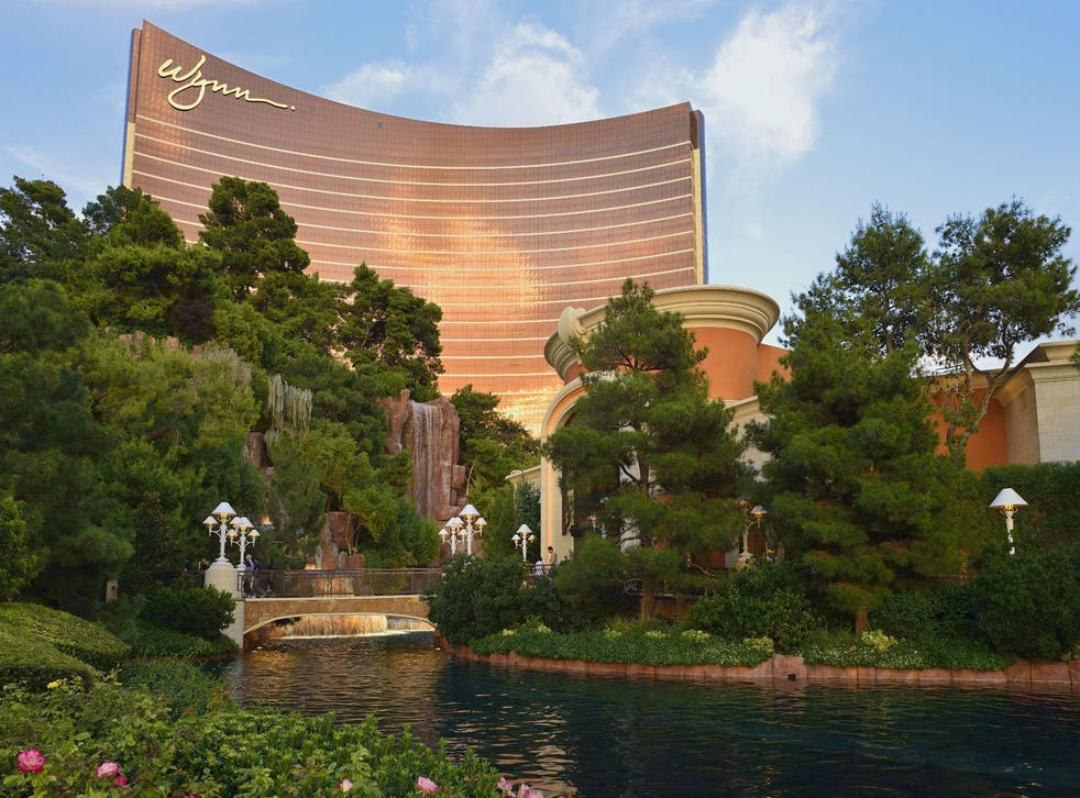 The Wynn resort on the Las Vegas Strip is named after its owner, casino magnate Steve Wynn