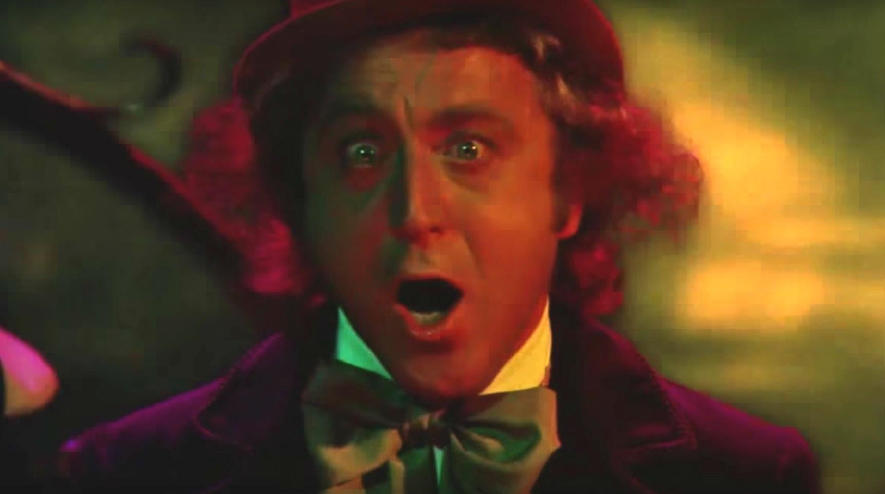 Image result for willy wonka & the chocolate factory tunnel
