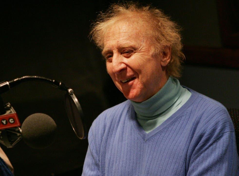 Wilder in 2007