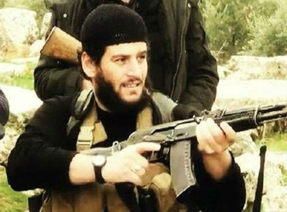 Terror group says Adnani was 'martyred while surveying the operations to repel the military campaigns against Aleppo'