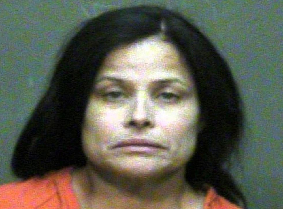Juanita Gomez, 50, reportedly told investigators she believed her daughter was possessed by the devil