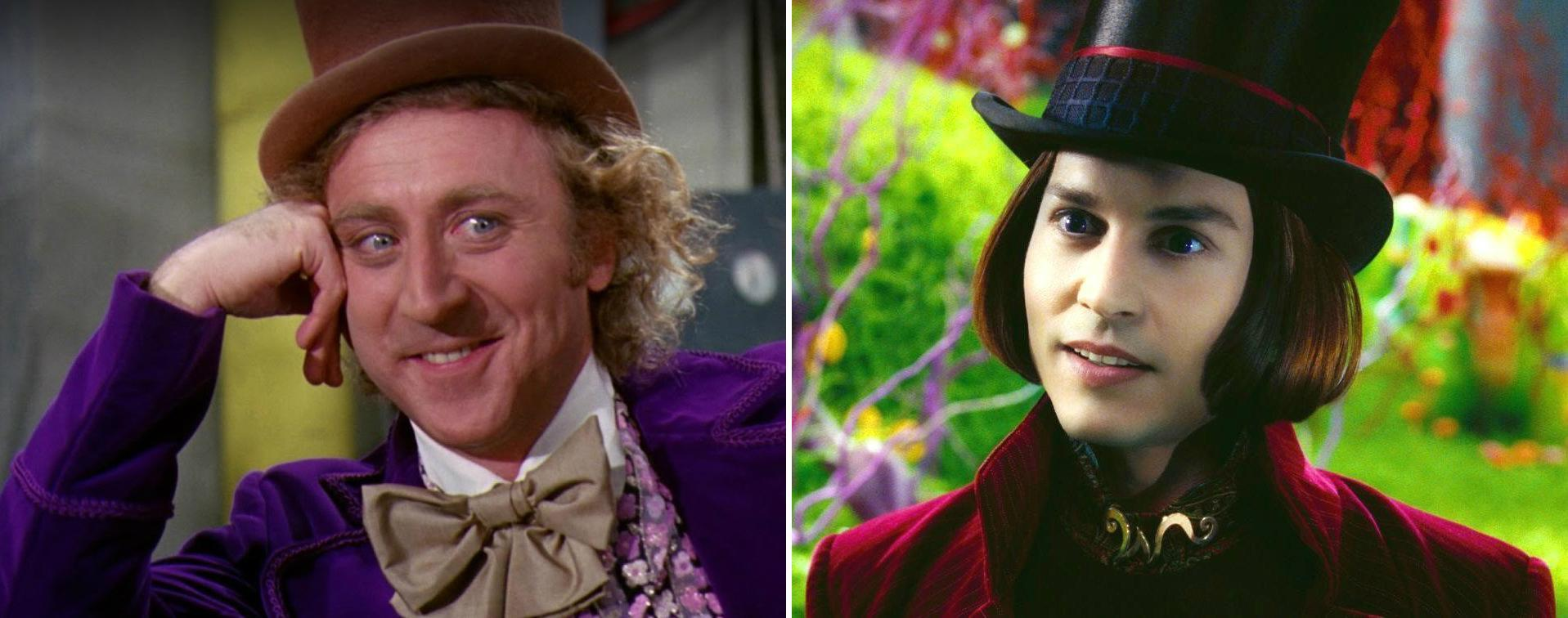 johnny depp gene wilder in Late gene wilder believed johnny depp's charlie and the chocolate factory was 'an insult' : cadbury's owner abandons hershey takeover the owner of cadbury's.