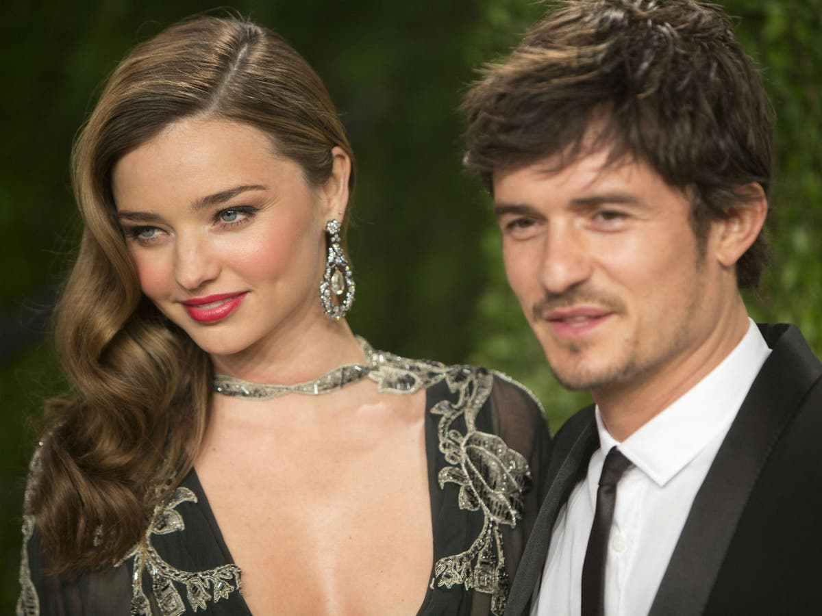 Orlando Bloom Admits to His Ex-Wife That Those Nude