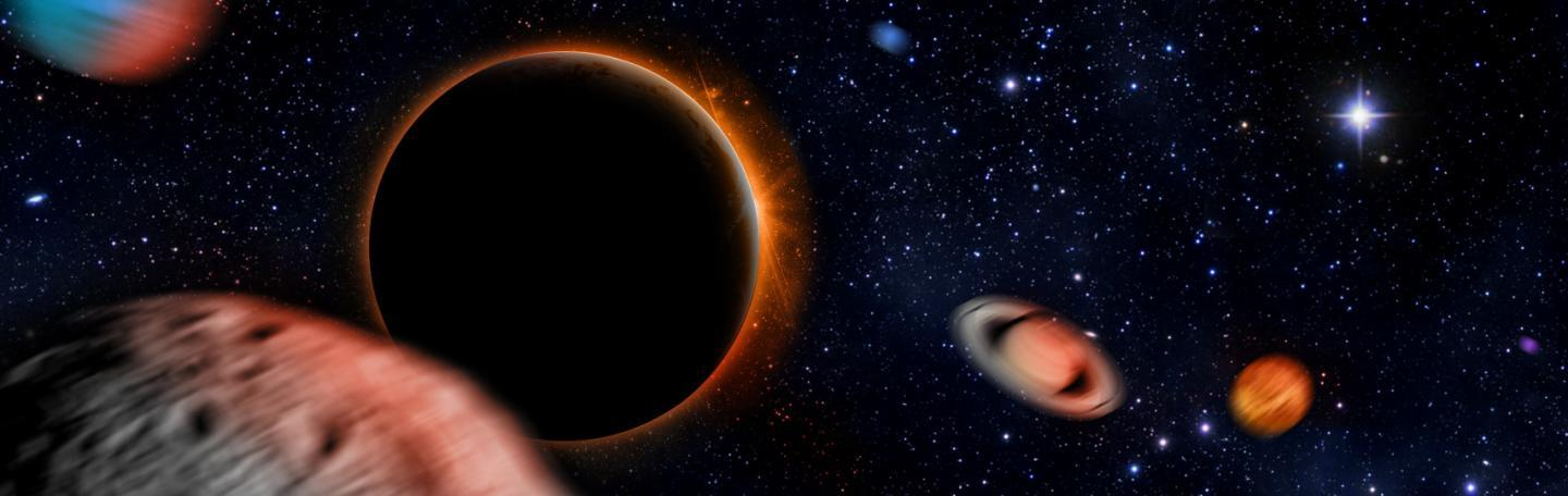 Planet Nine could destroy our solar system, scientists say