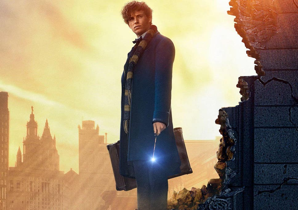 Fantastic Beasts 2: J K  Rowling says Newt Scamander's Patronus is a