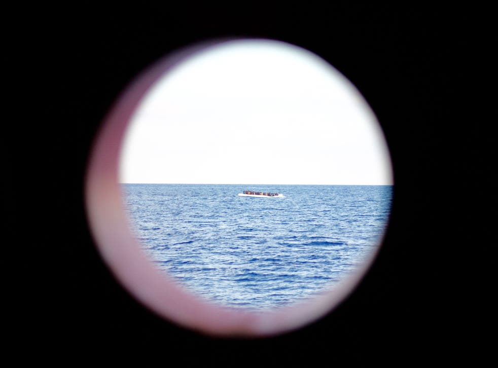 More than 600 of those rescued by the MV Aquarius have been under the age of 18