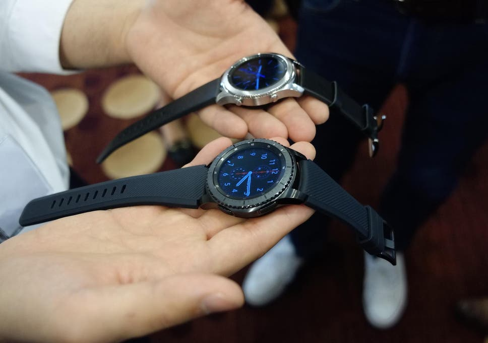 Samsung Gear S3 launched, ready to take on Apple Watch 2