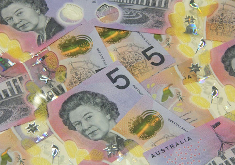 Australia launches new $5 banknote with 'raised bumps' to help blind
