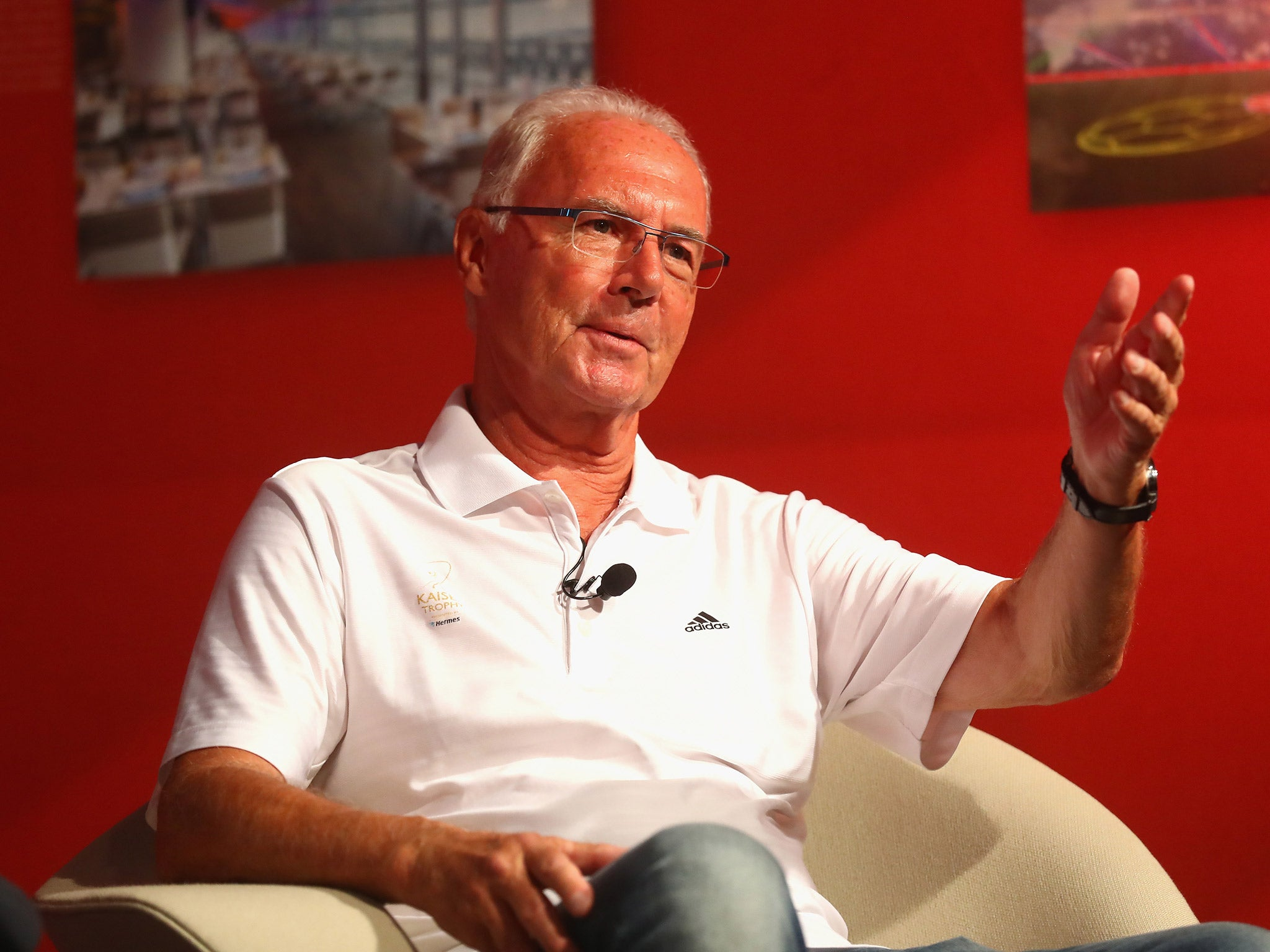 e of football s all time greats Franz Beckenbauer s legacy now