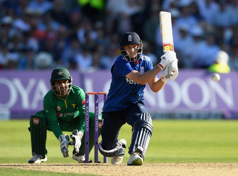 Yorkshire's Joe Root played some exquisite shots for England against Pakistan