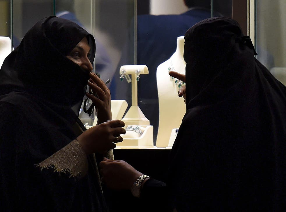 Saudi Arabia is among the few nations to legally impose a dress code on women