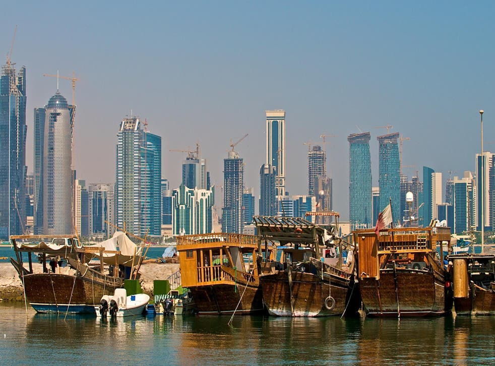 The Foreign Affairs Ministry of Qatar said it had been the victim of a 'campaign of lies'