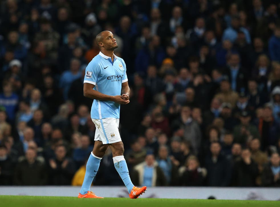 Vincent Kompany is nearing a return to Premier League football after four months of absence