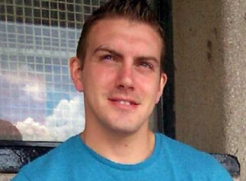 Ciaran Maxwell's charges include manufacturing explosive devices
