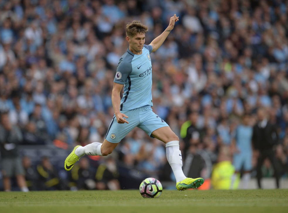 John Stones has a lot to learn under Guardiola but's he prepared for the challenge