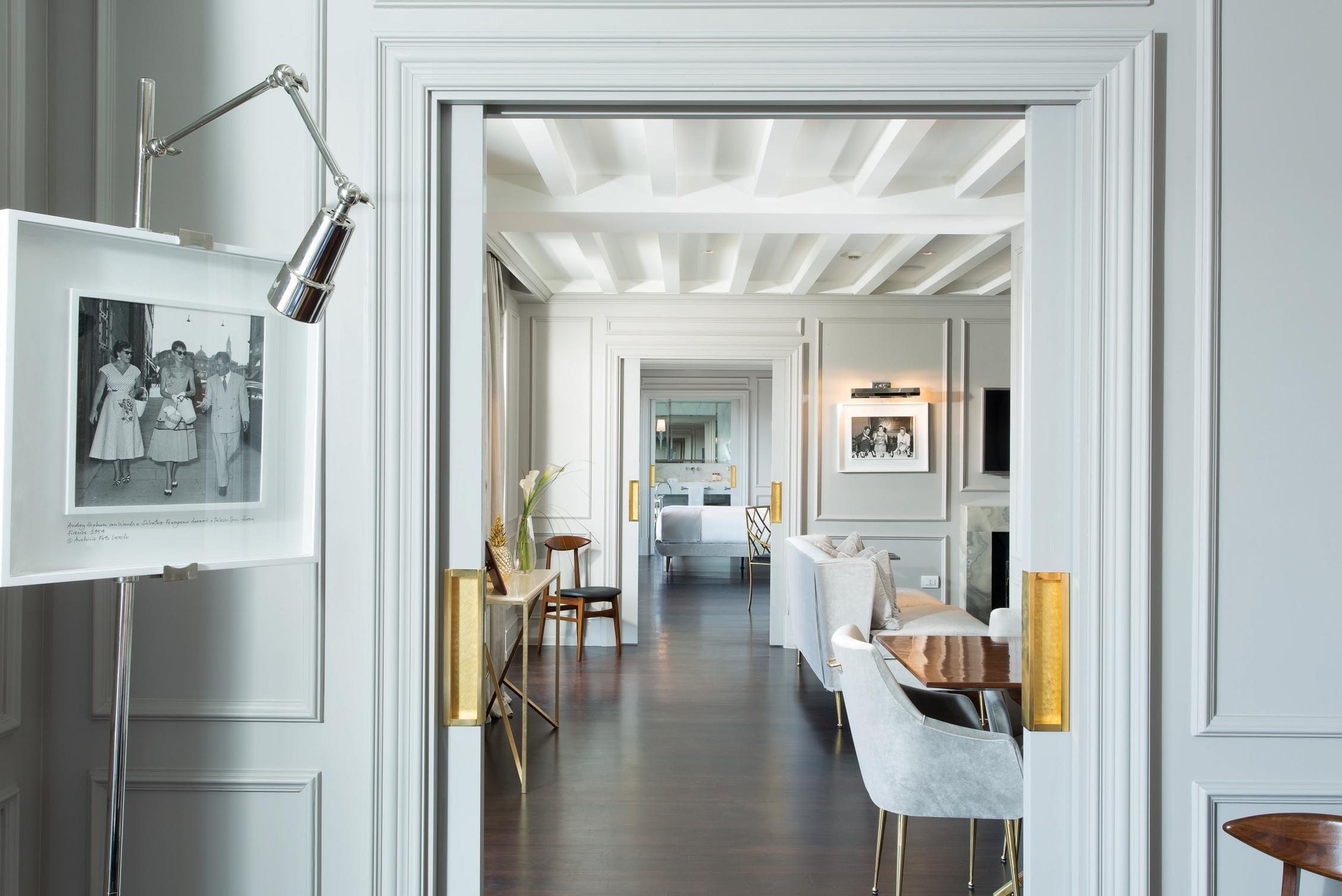 Design Destination Florence S Most Stylish Hotels