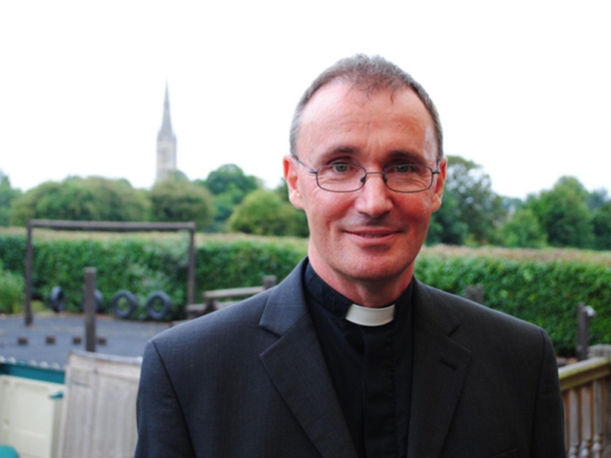 Gay sex on church mission
