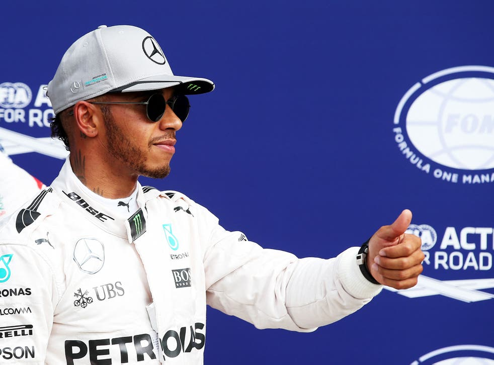 Should Hamilton carry his decisive form into tomorrow's race, Rosberg will head to Singapore with a deficit of at least 16 points
