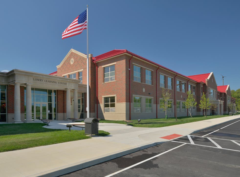 Police were called to Milton Union Middle School after 40 students ate hot chilli peppers