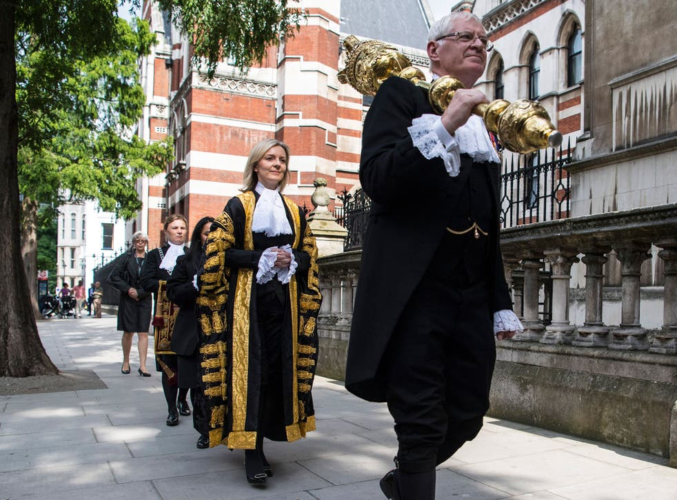 The Lord Chancellor waited nearly 48 hours before responding to backlash against the High Court Brexit ruling