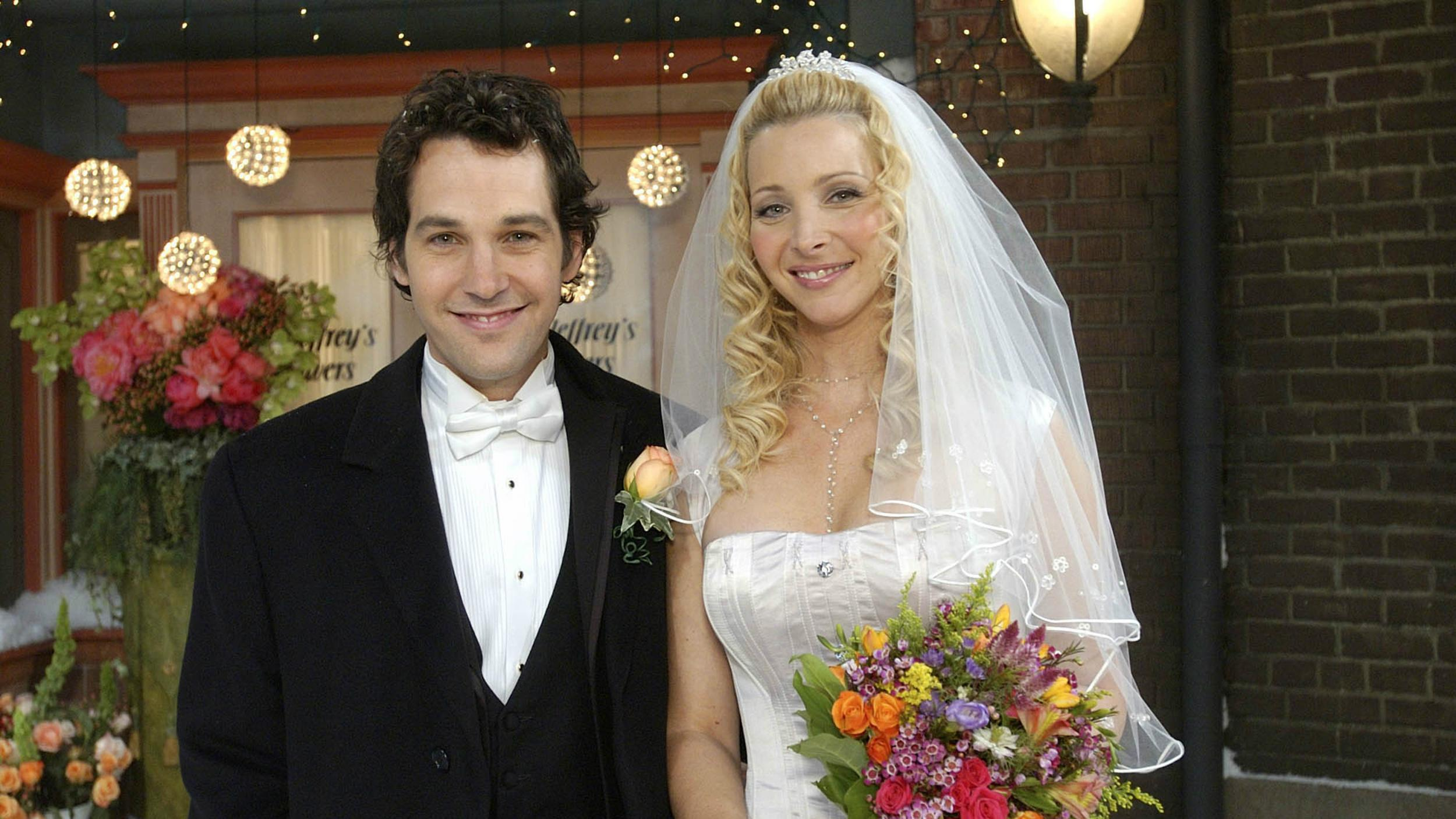 Image result for Phoebe And Mike On 'Friends' Were All Wrong For Each Other