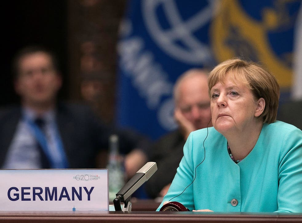 Merkel's refugee policies were a prominent issue in the campaign for Sunday's election