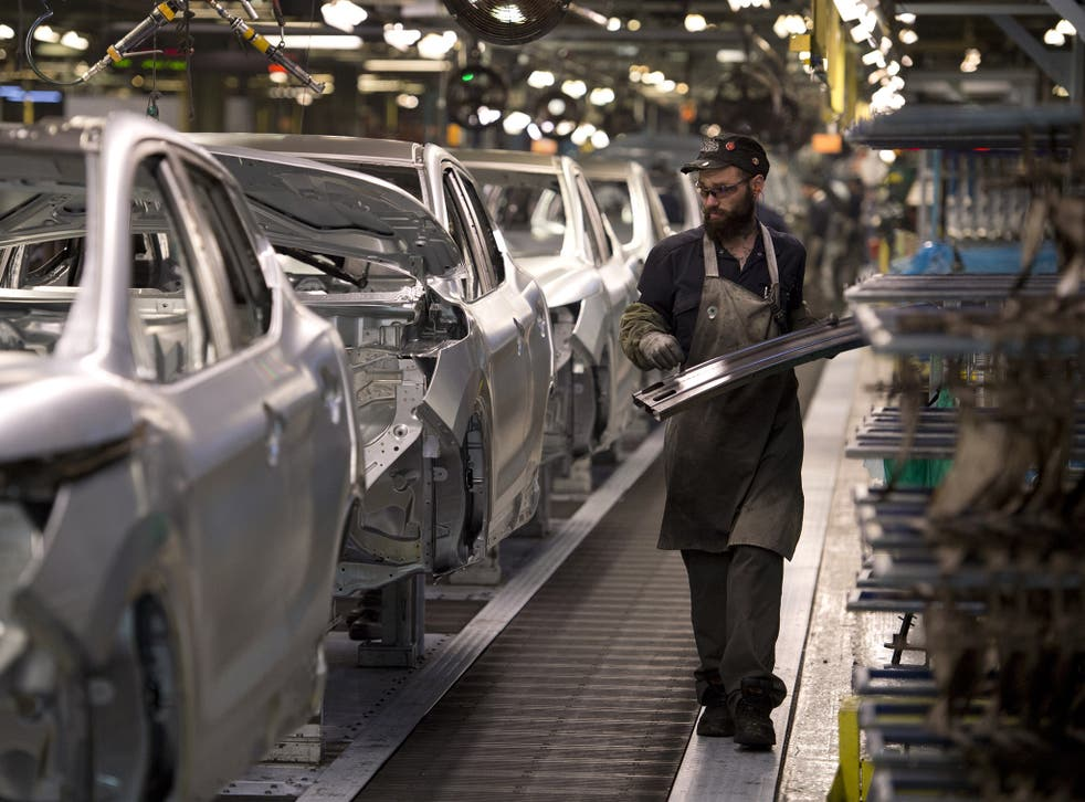 More than 30 manufacturers build in excess of 70 models of vehicle in the UK, according to the SMMT, supported by more than 2,000 component providers