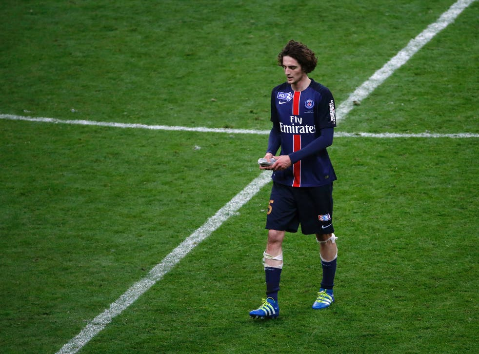 Arsenal have reportedly shown the most interest in bringing Adrien Rabiot back to the Premier League