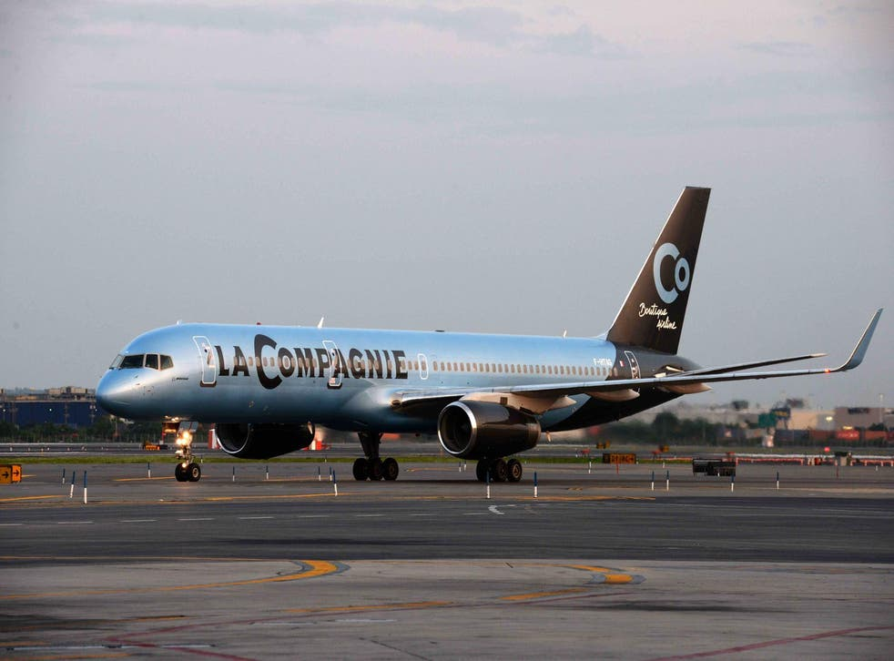 La Compagnie will end flights from Luton this month