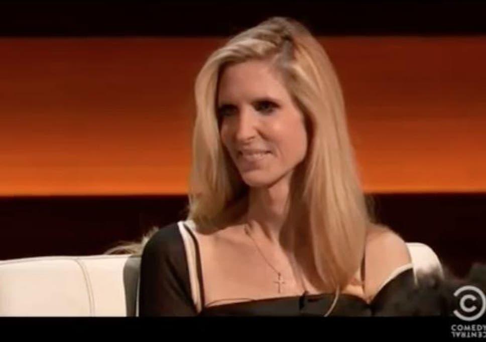 Ann Coulter Full Sex Tape