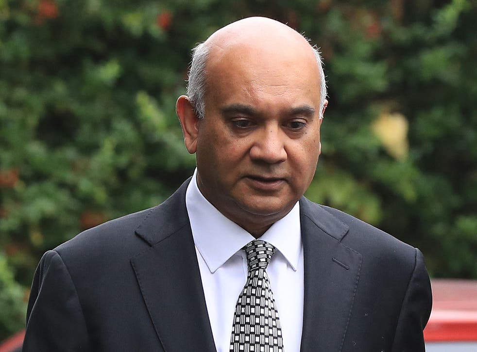 Keith Vaz has been an MP since 1987