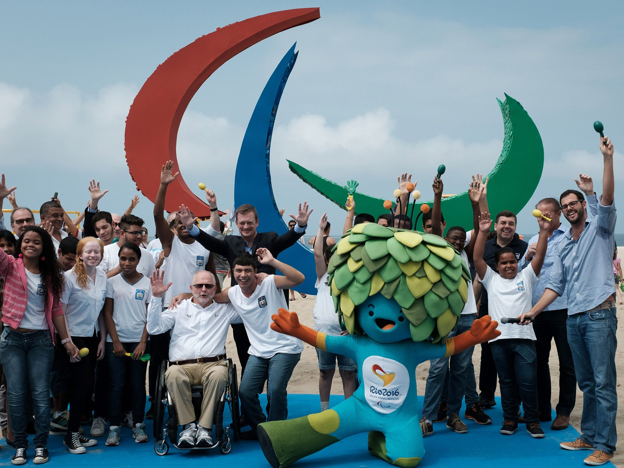 Paralympics dates