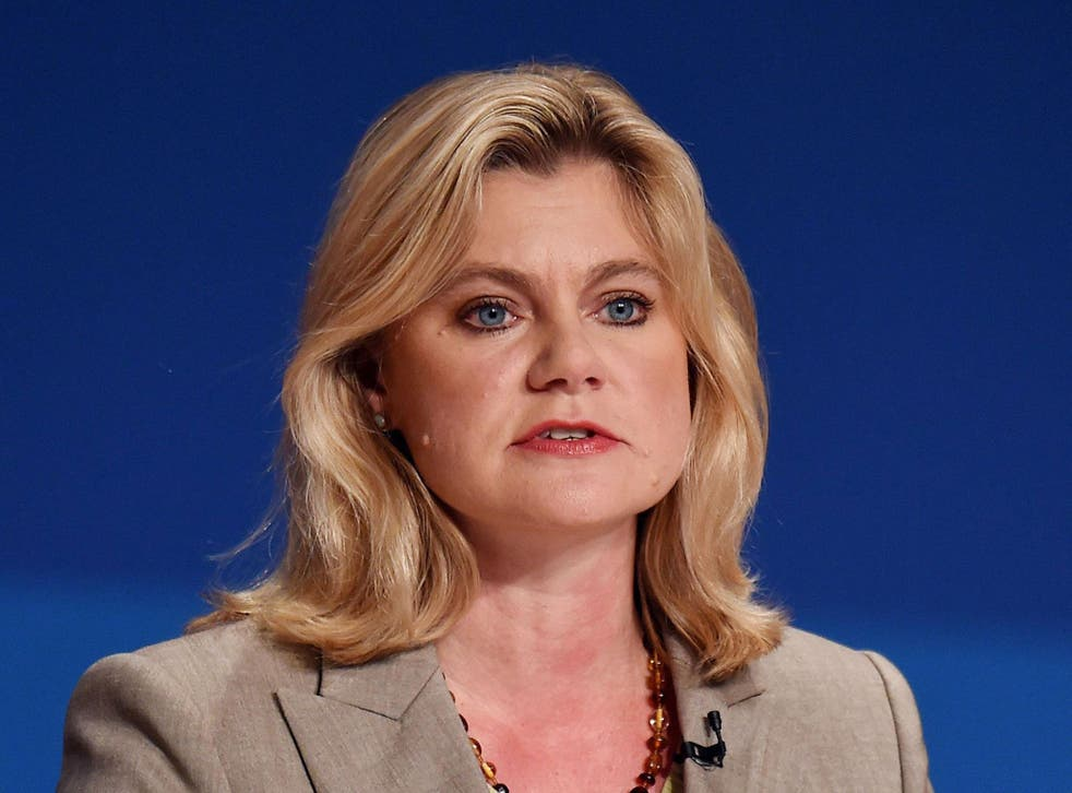 """Education Secretary Justine Greening said in her conference speech: """"no other profession has the power to transform futures so much"""""""