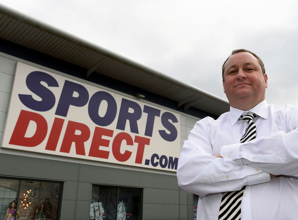 Mike Ashley doesn't seem inclined to change tack at Sports Direct